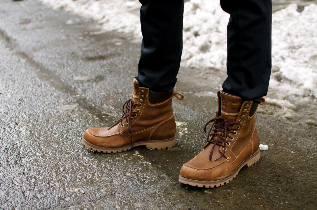 5 Best… Men's Winter Boots. | The Holborn