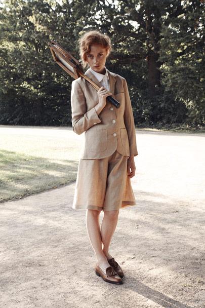 Wool & Linen Jacket