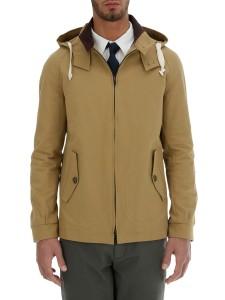 G9 hooded coat