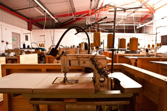Hiut factory