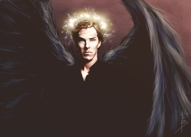 Benedict Cumberbatch as The Angel Islington.