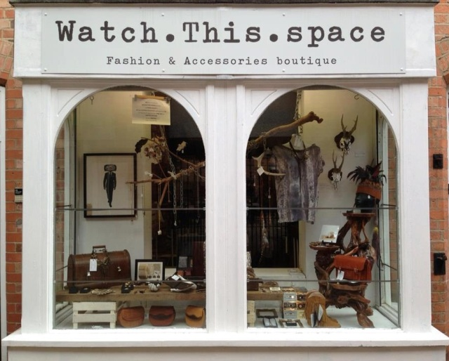 watchthisspace shop front