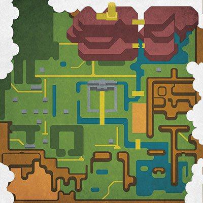 Legend of Zelda- Light World