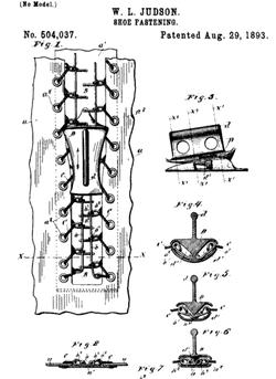 Judson 1893 Design
