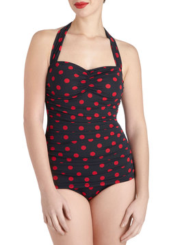 ModCloth Esther Williams Inspired Swimwear