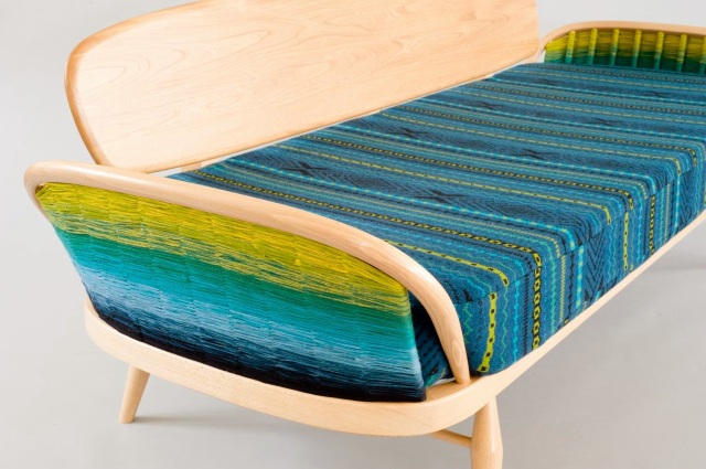 Donna Wilson feature Ercol Couch The Holborn