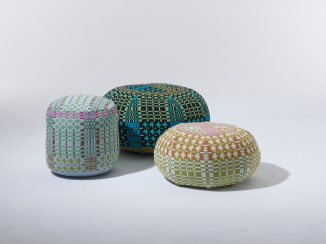 Field-Day-pouffes-by-Donna-Wilson-SCP-2