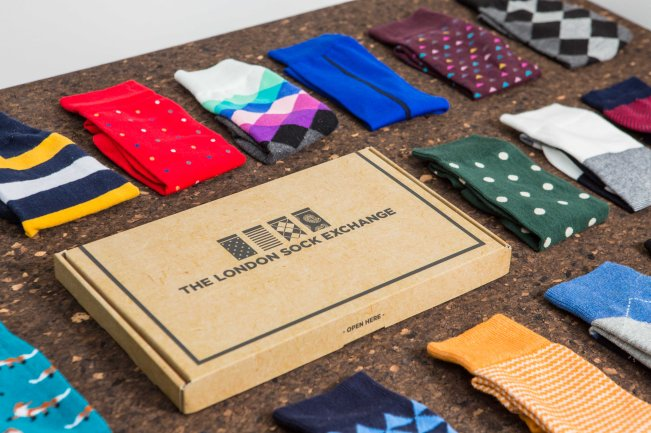 f260a63e74484 Possibly the next company to join the 'Footsie 100'? We caught up with Oli  Brookes of The London Sock Exchange, who, along with business partner, Dan  Zell, ...